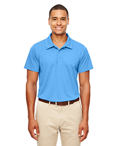 Sport Light Blue Men's Command Snag-Protection Polo