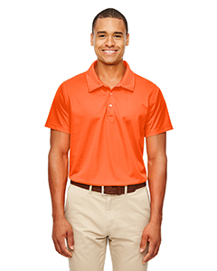 Sport Orange Men's Command Snag-Protection Polo