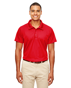 Sport Red Men's Command Snag-Protection Polo