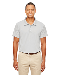 Sport Silver Men's Command Snag-Protection Polo