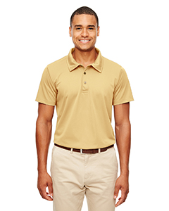 Sprt Vegas Gold Men's Command Snag-Protection Polo