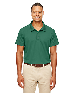 Sprt Dark Green Men's Command Snag-Protection Polo