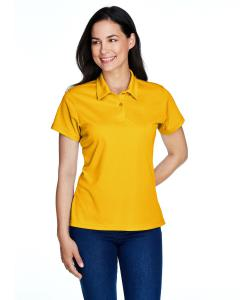Sprt Athltc Gold Ladies' Command Snag Protection Polo