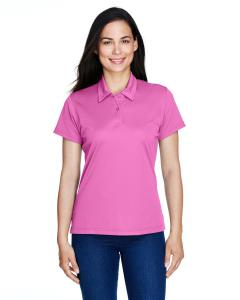 Sprt Chrity Pink Ladies' Command Snag Protection Polo