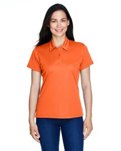 Sport Orange Ladies' Command Snag Protection Polo