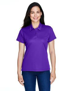 Sport Purple Ladies' Command Snag Protection Polo