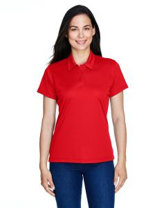 Sport Red Ladies' Command Snag Protection Polo