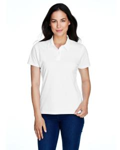 White Ladies' Command Snag Protection Polo