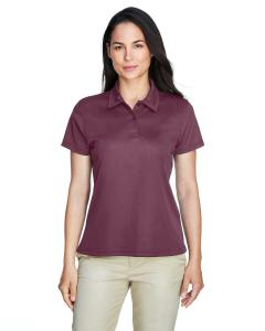 Sprt Dark Maroon Ladies' Command Snag Protection Polo