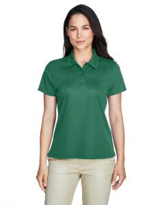 Sprt Dark Green Ladies' Command Snag Protection Polo
