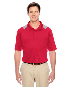 Sport Red Men's Innovator Performance Polo