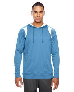 Sp Lt Blue/wht Men's Elite Performance Hoodie