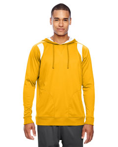 Sp Ath Gold/wht Men's Elite Performance Hoodie