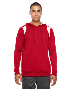 Sp Red/wht Men's Elite Performance Hoodie