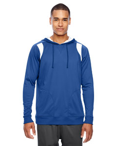 Sp Royal/wht Men's Elite Performance Hoodie