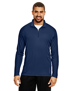 Sport Dark Navy Men's Zone Performance Quarter-Zip