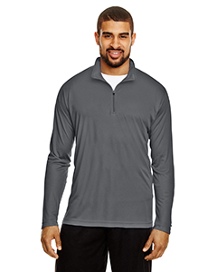 Sport Graphite Men's Zone Performance Quarter-Zip