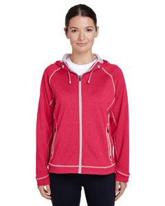 Sp Rd Ht/ Sp Sil Ladies' Excel Performance Fleece Jacket
