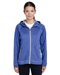 Sp Ry Ht/ Sp Sil Ladies' Excel Performance Fleece Jacket
