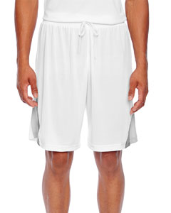 White Men's All Sport Short