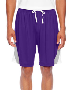 Sport Purple Men's All Sport Short