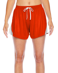 Sport Orange Ladies' All Sport Short