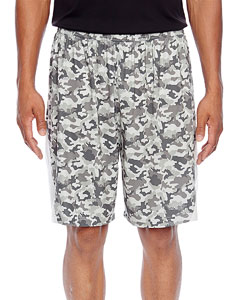 Sport Camo Men's All Sport Sublimated Camo Short