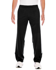 Black/white Men's Elite Performance Fleece Pant