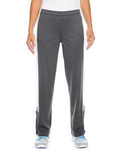 Sp Graphite/ Wht Ladies' Elite Performance Fleece Pant