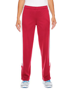 Sport Red/ White Ladies' Elite Performance Fleece Pant