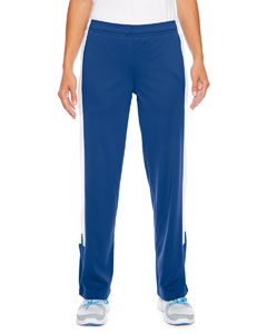 Sport Royal/ Wht Ladies' Elite Performance Fleece Pant