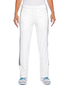 Wht/ Sp Graphite Ladies' Elite Performance Fleece Pant