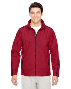 Sp Scarlet Red Men's Conquest Jacket with Mesh Lining