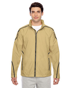 Sport Vegas Gold Men's Conquest Jacket with Mesh Lining