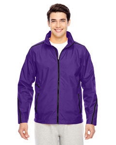 Sport Purple Men's Conquest Jacket with Mesh Lining