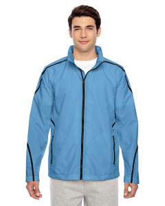 Sport Light Blue Men's Conquest Jacket with Mesh Lining
