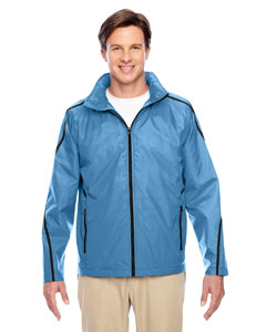 Sport Light Blue Conquest Jacket with Fleece Lining
