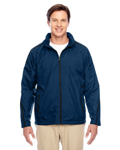 Sport Dark Navy Conquest Jacket with Fleece Lining