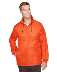 Sport Orange Adult Zone Protect Lightweight Jacket
