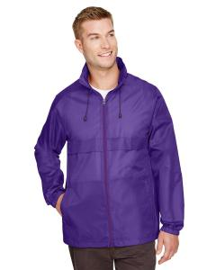Sport Purple Adult Zone Protect Lightweight Jacket