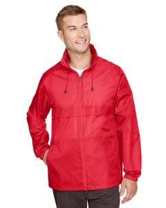 Sport Red Adult Zone Protect Lightweight Jacket