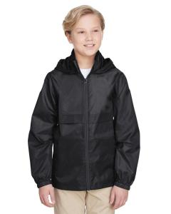 Black Youth Zone Protect Lightweight Jacket