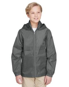 Sport Graphite Youth Zone Protect Lightweight Jacket
