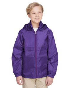 Sport Purple Youth Zone Protect Lightweight Jacket