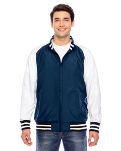 Sport Dark Navy Men's Championship Jacket