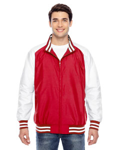 Sport Red Men's Championship Jacket