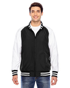 Black Men's Championship Jacket
