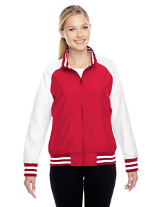 Sport Red Ladies' Championship Jacket