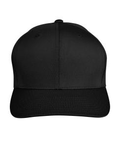 Black Adult Zone Performance Cap by Yupoong