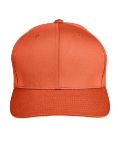 Sport Orange Adult Zone Performance Cap by Yupoong
